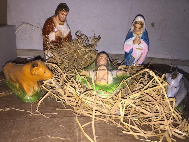 Bộ Noel 5 Tượng 15cm (3)