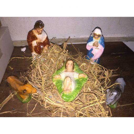 Bộ Noel 5 Tượng 15cm (5)