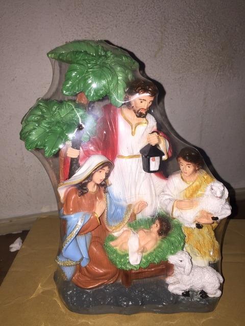 Bộ Noel Cao 25cm (6)