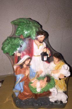 Bộ Noel Cao 25cm (9)