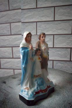 Gia đình Thánh Gia 17cm 02