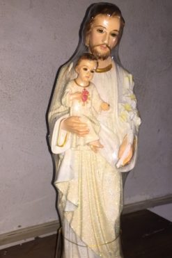 Giuse Bế Chúa 50cm (1)