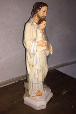 Giuse Bế Chúa 50cm (2)