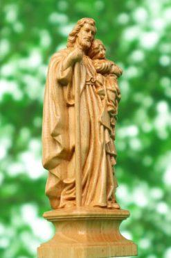 Thánh Giuse Bế Chúa(Cao 15cm) 02
