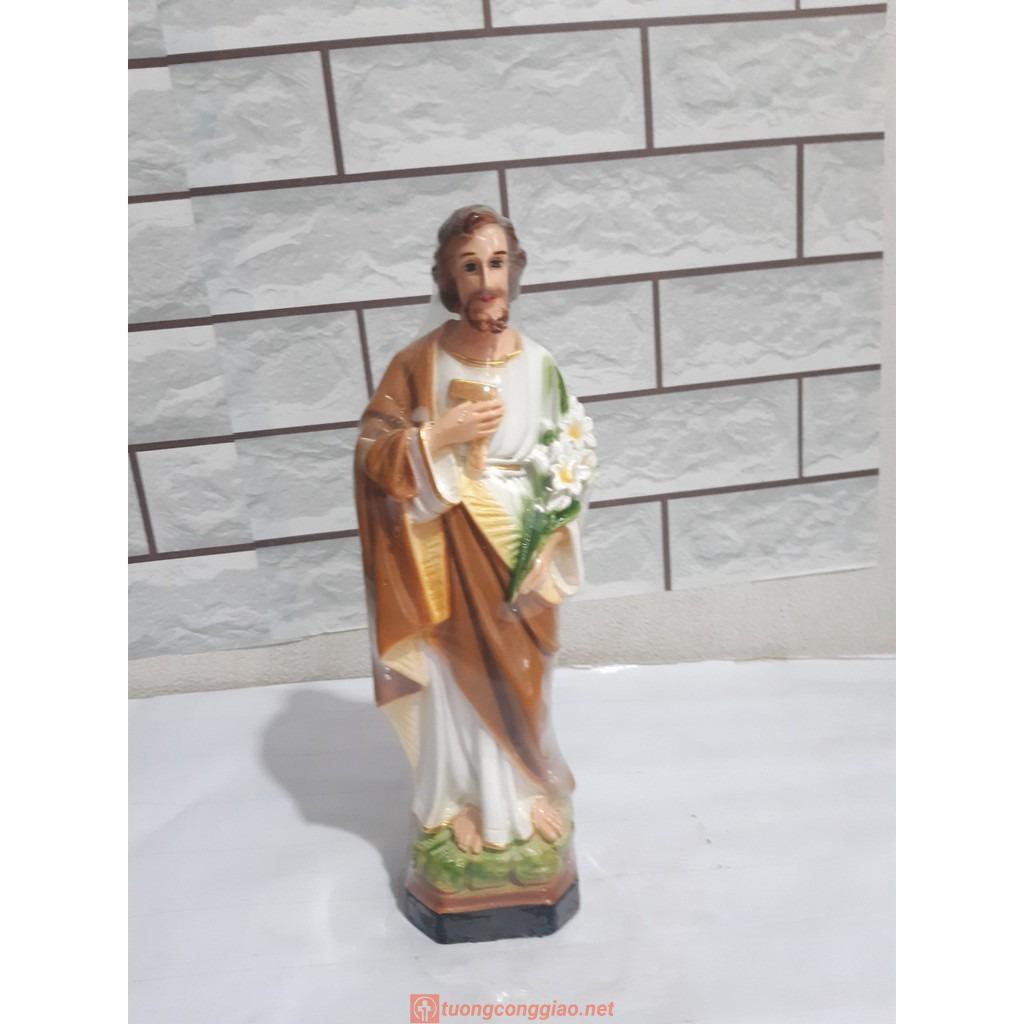 Thánh Giuse Thợ 30 Cm 03