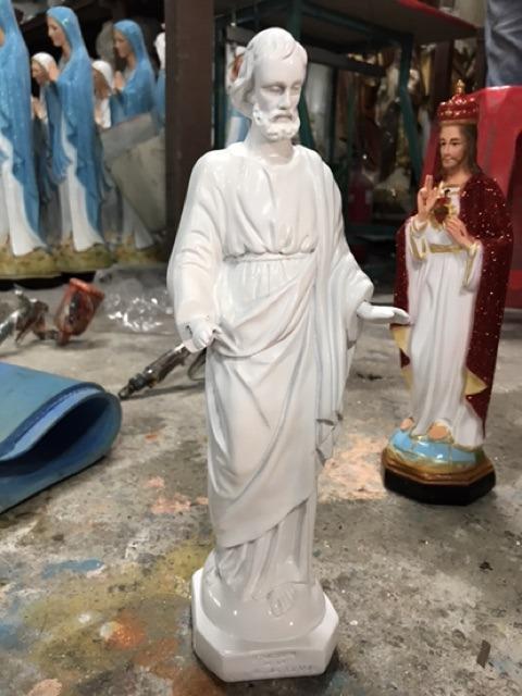 Thánh Giuse Ban ơn Mẫu ý 30cm (2)