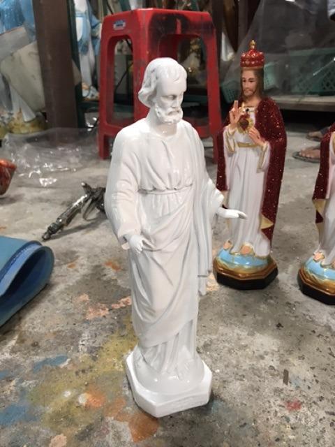 Thánh Giuse Ban ơn Mẫu ý 30cm (3)