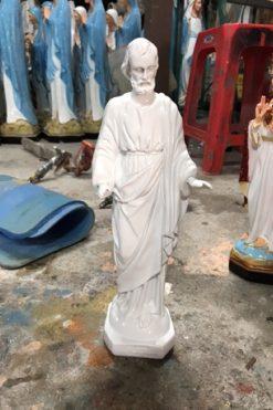 Thánh Giuse Ban ơn Mẫu ý 30cm (4)