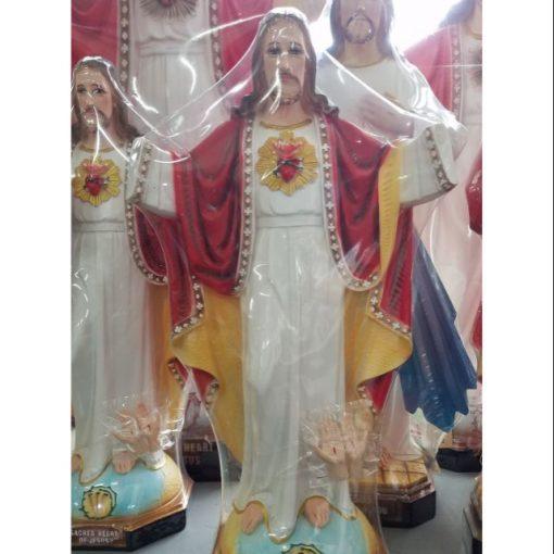 Thánh Tâm Chúa Giêsu Cao 50cm