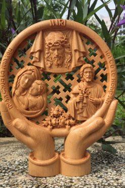 Tranh Công Giáo 3 đấng