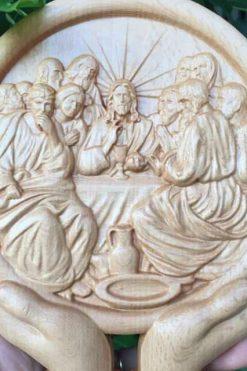 Tranh Công Giáo để Bàn Bức Tiệc Ly