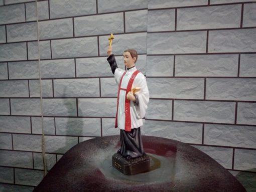 Tượng Cha Diệp Gốm Sứ 15, 25cm (1)