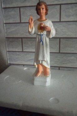 Tượng Chúa Giêsu Hài Đồng 25cm (1)