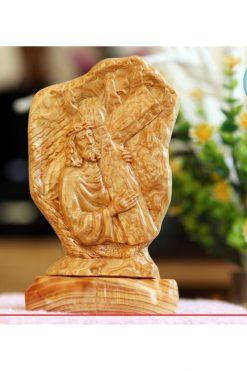 Tượng Chúa Giêsu Vác Thánh Giá Cao 17cm 01