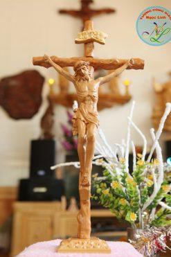 Tượng Chúa Chịu Nạn 30cm 01