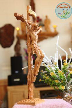 Tượng Chúa Chịu Nạn 30cm 02