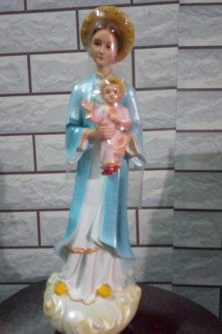 Tượng Đức Mẹ La Vang 10, 15cm (1)