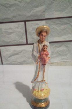 Tượng Đức Mẹ La Vang 15cm (4)