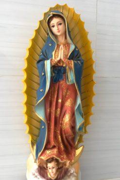 Tượng Đức Mẹ Mexico 45cm 01
