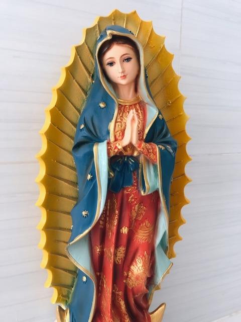 Tượng Đức Mẹ Mexico 45cm 04