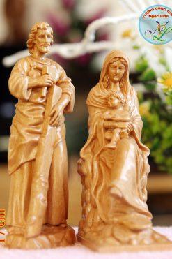 Tượng Gia đình Thánh Gia Cao 17cm