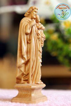 Tượng Thánh Giuse Bế Chúa 02
