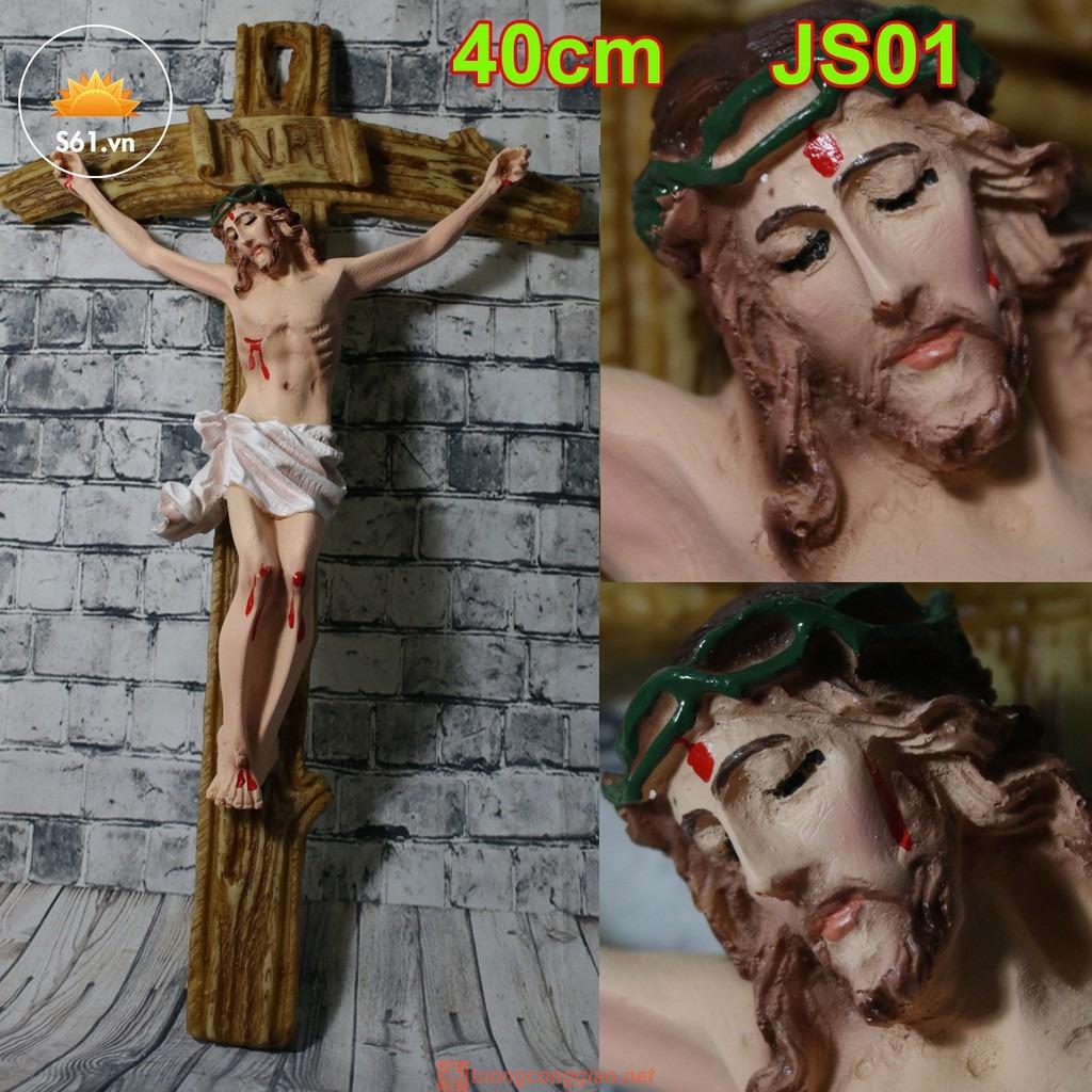Tượng Chịu Nạn Cao Cấp 40, 50, 60cm