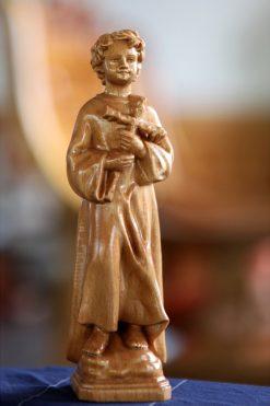 Tượng Chúa GiêSu 12 Tuổi 01