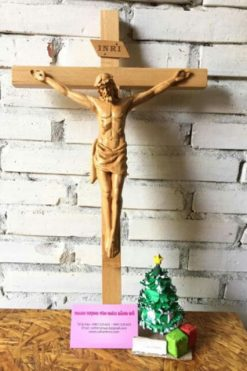 Tượng Chúa Chịu Nạn Cao 15cm 03