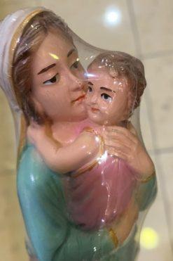 Tượng đức Mẹ Bế Chúa Mẫu Dân Tộc Khơ Me (6)