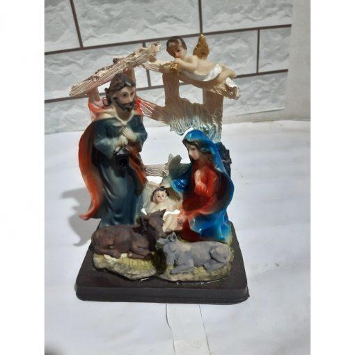 Tượng Giáng Sinh Noel Cao 20 Cm 02