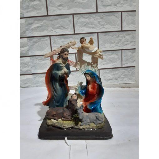 Tượng Giáng Sinh Noel Cao 20 Cm 03