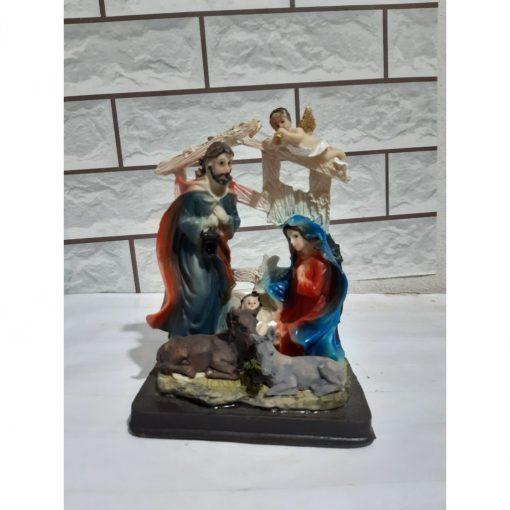 Tượng Giáng Sinh Noel Cao 20 Cm 04