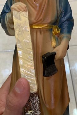 Tượng Thánh Giuse Cao 30cm Giả Cổ (4)