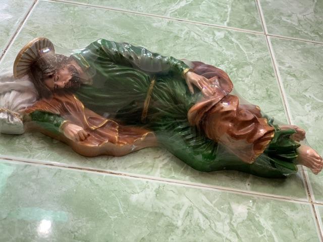 Tượng Thánh Giuse Ngủ 30cm (1)