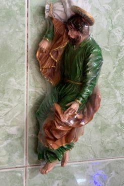 Tượng Thánh Giuse Ngủ 30cm (2)