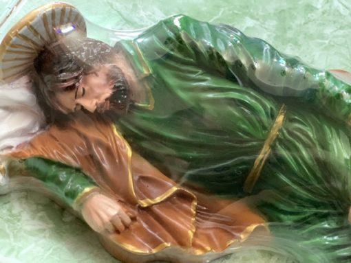 Tượng Thánh Giuse Ngủ 30cm (3)