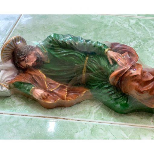 Tượng Thánh Giuse Ngủ 30cm (5)