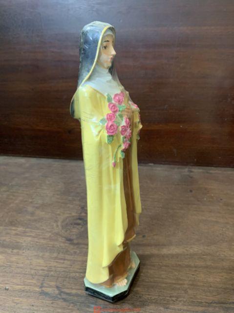 Tượng Thánh Nữ Teresa Hài đồng Giê Su 30cm 02