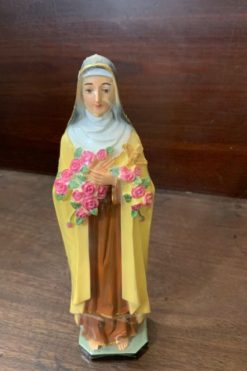 Tượng Thánh Nữ Teresa Hài đồng Giê Su 30cm