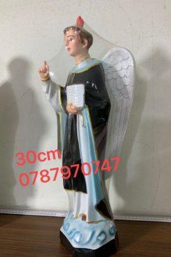 Tượng Thánh Vinh Sơn ( Vincente) 30cm 04