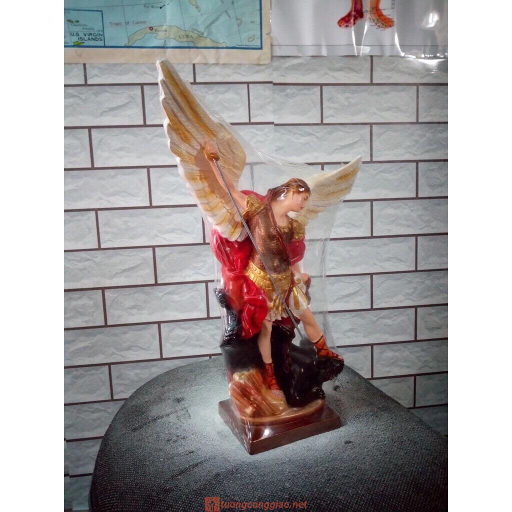 Tượng Thiên Thần Micae 40cm (2)