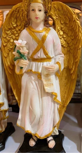 Tượng Thiên Thần Truyền Tin đức Mẹ GABRIEL 30cm 02