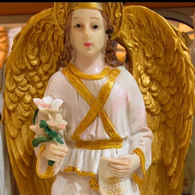 Tượng Thiên Thần Truyền Tin đức Mẹ GABRIEL 30cm