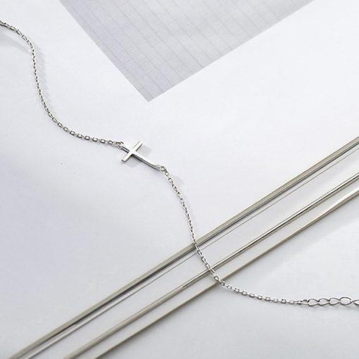 Vòng đeo Tay Hình Thánh Giá Xinh Xắn Dành Cho Nữ 06