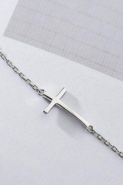 Vòng đeo Tay Hình Thánh Giá Xinh Xắn Dành Cho Nữ 07