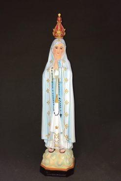 Tượng đức Mẹ Fatima 80cm (1)