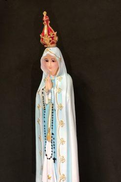 Tượng đức Mẹ Fatima 80cm (3)