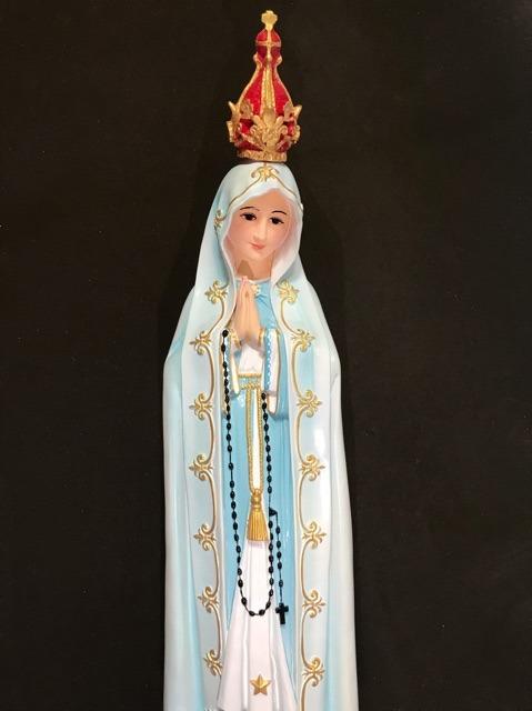 Tượng đức Mẹ Fatima 80cm (4)
