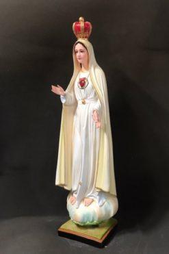 Tượng đức Mẹ Fatima Mẫu ý 70cm 04